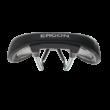 ERGON SFC3-S Comp GEL unisex kerékpáros fitness nyereg, fekete