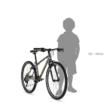 """KELLYS Naga 70 26"""" gyerek kerékpár 2021 - lila"""