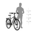 KELLYS Carson 40 férfi trekking kerékpár 2021,fekete-narancs