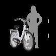 Kellys városi kerékpár méret