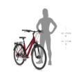 KELLYS Cristy 10 női trekking kerékpár 2021 - szürke