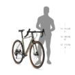 KELLYS Soot 50 férfi gravel kerékpár 2021