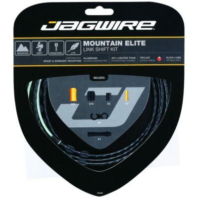 Jagwire Mountain Elite váltóbowden készlet, fekete