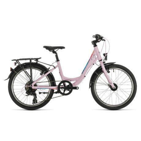"""CUBE Ella 200 20"""" gyerek kerékpár 2021 - rózsaszín"""