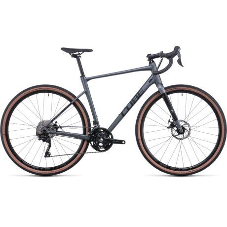 CUBE Nuroad Pro Gravel kerékpár 2022 - szürke/fekete