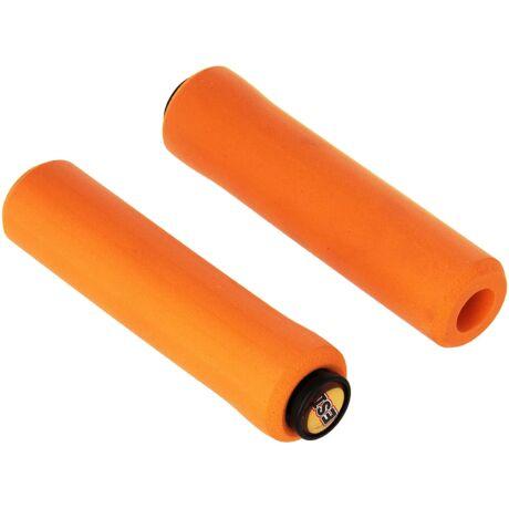 ESIgrips Extra Chunky kerékpáros markolat, narancs