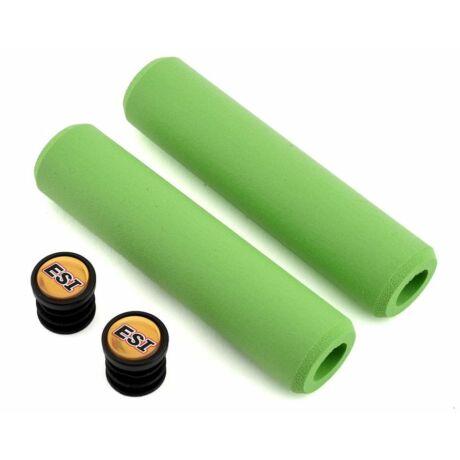 ESIgrips Extra Chunky kerékpáros markolat, zöld