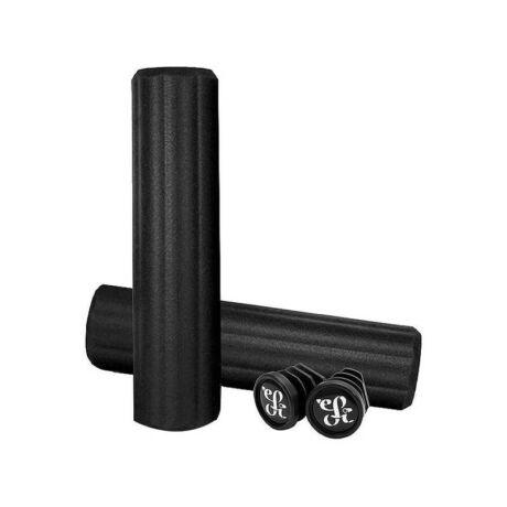 ESIgrips Plush kerékpáros markolat, fekete