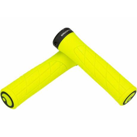 ERGON AM/Dirt GA2 kerékpáros markolat, Laser Lemon - fluosárga