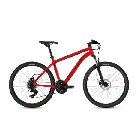 "GHOST Kato Base 26"" MTB kerékpár 2021 - piros/fekete"