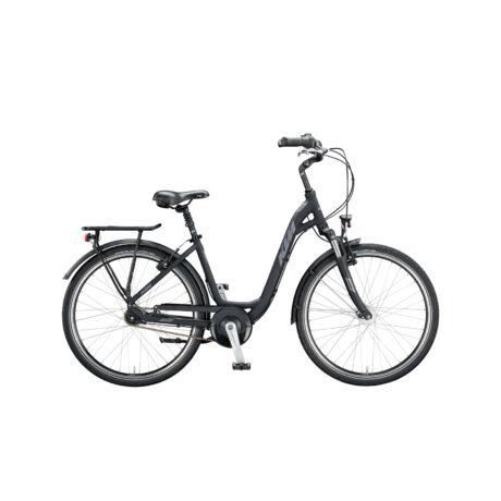 KTM City Line 26.7 városi kerékpár 2020 - fekete
