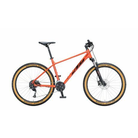 """KTM Chicago Disc 271 27.5"""" mountain bike férfi kerékpár 2021-es évjárat narancssárga"""
