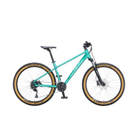 """KTM Penny Lane Disc 271 27.5"""" MTB kerékpár 2021 - menta"""