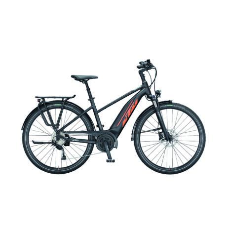 KTM Macina Fun A510 női trekking E-bike 2021, férfi