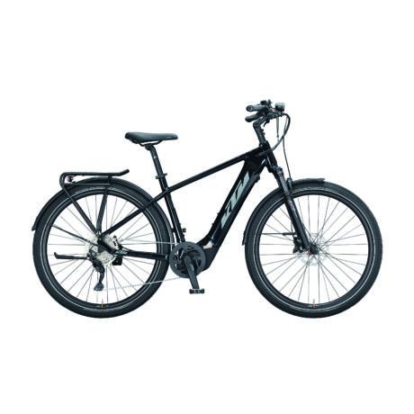 KTM Macina Gran 291 városi E-bike 2021, fekete