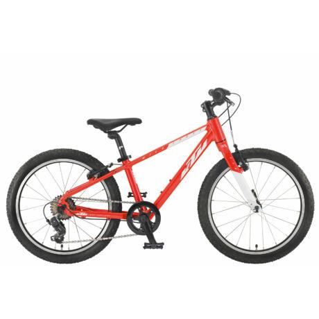 """KTM Wild Cross 24"""" gyerek kerékpár 2021 - narancs-fehér"""