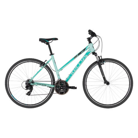 KELLYS Clea 10 női cross trekking kerékpár 2021, menta