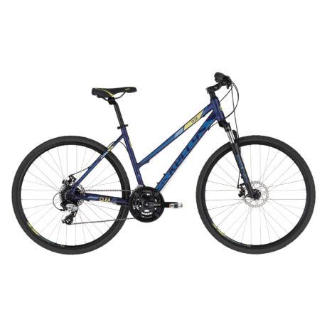 KELLYS Clea 70 női cross trekking kerékpár 2021, kék