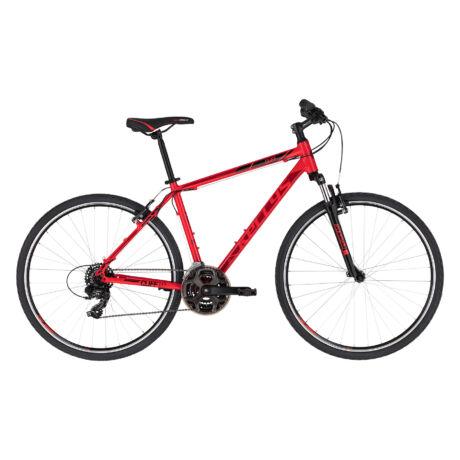 KELLYS Cliff 10 férfi cross trekking kerékpár 2021 - piros
