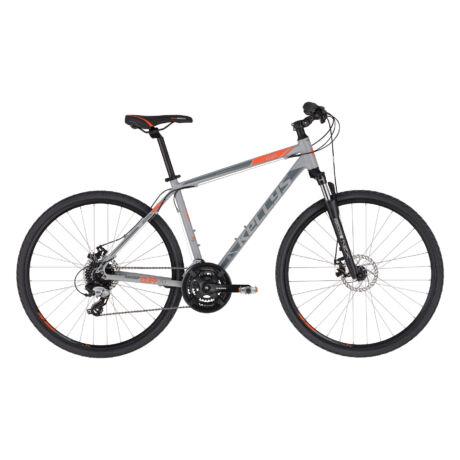 KELLYS Cliff 30 férfi cross trekking kerékpár 2021 - szürke