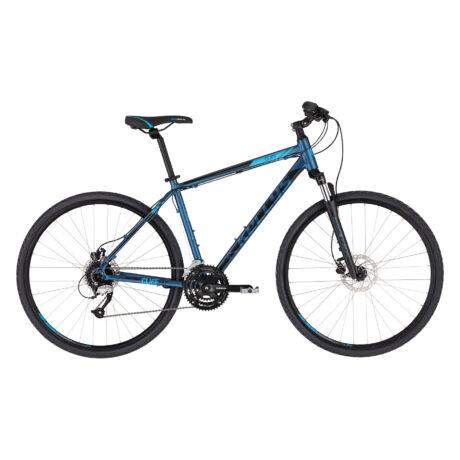 KELLYS Cliff 90 férfi cross trekking kerékpár 2021, kék