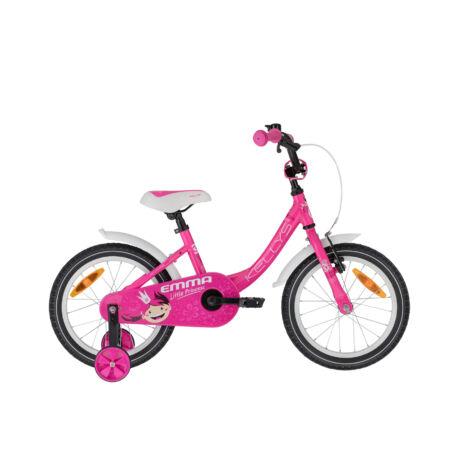 """KELLYS Emma 16"""" gyerek kerékpár 2021 - pink"""