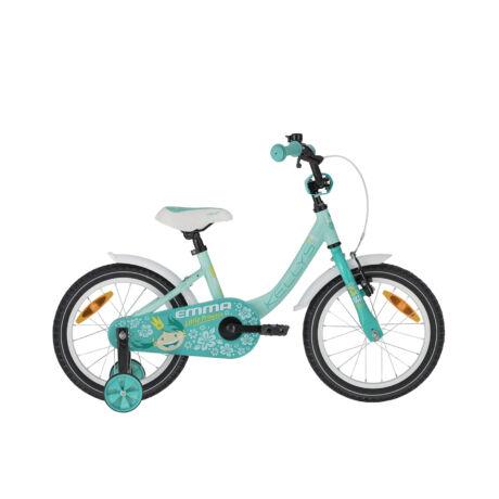 """KELLYS Emma 16"""" gyerek kerékpár 2021 - menthol"""