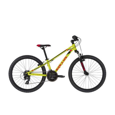 Kellys Kiter 50 2020 neonsárga gyermek kerékpár