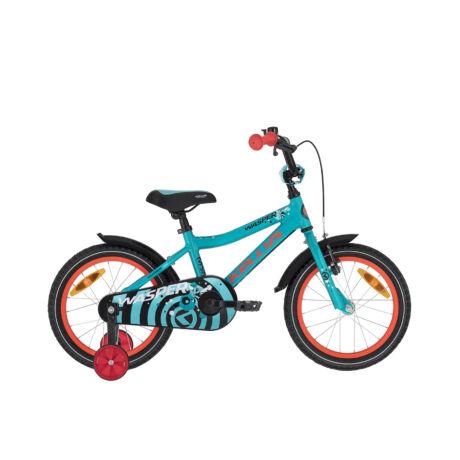 """KELLYS Wasper 16"""" gyerek kerékpár 2021 - kék"""