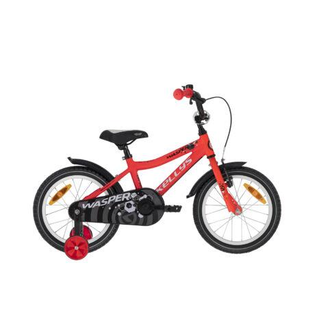 """KELLYS Wasper 16"""" gyerek kerékpár 2021- piros"""