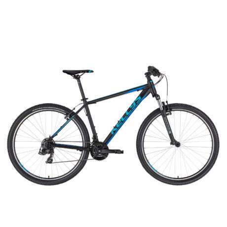 """KELLYS Madman 10 27.5"""" MTB kerékpár 2020 - fekete/kék"""