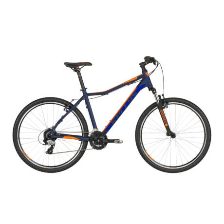 """KELLYS Vanity 20 26"""" női MTB kerékpár 2019 - kék/narancs"""