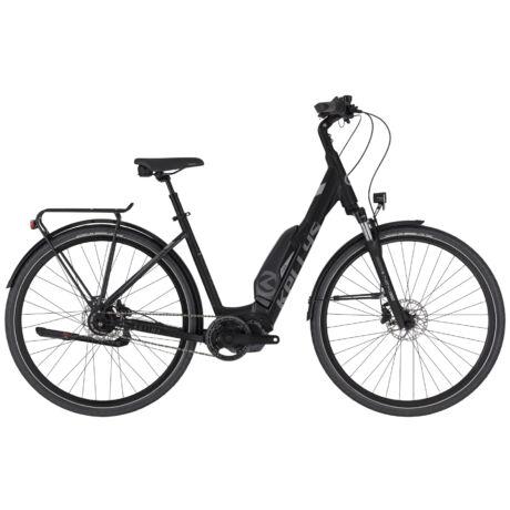 KELLYS Estima 50 városi E-bike 2021, fekete