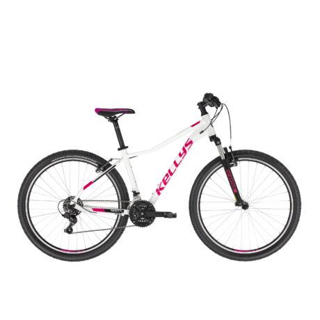 """KELLYS Vanity 10 26"""" női MTB kerékpár 2021 - fehér"""