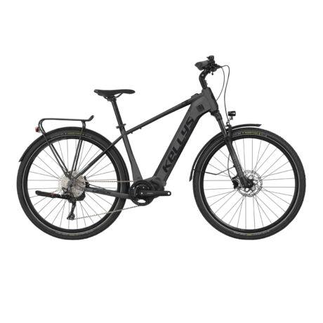 KELLYS E-Carson 70 férfii trekking E-bike 2021 - fekete