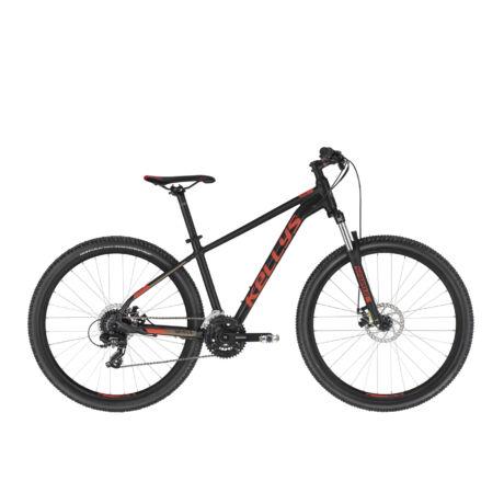 """KELLYS Spider 30 29"""" MTB kerékpár 2021 - fekete"""