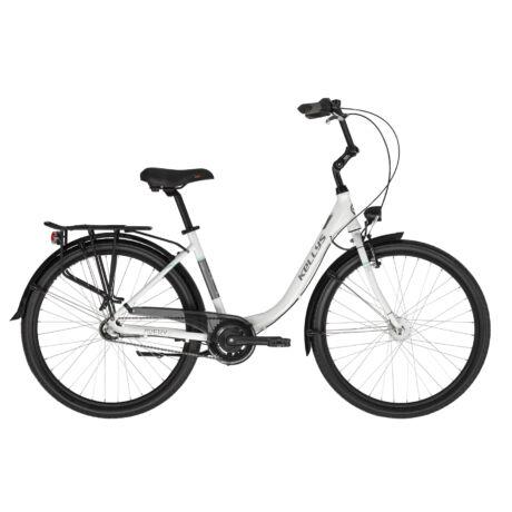 KELLYS Avery 30 városi kerékpár 2021 - piros