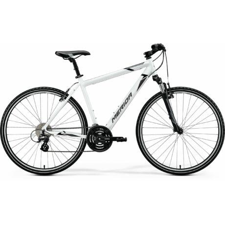 Merida Crossway 15-V férfi fehér cross trekking kerékpár