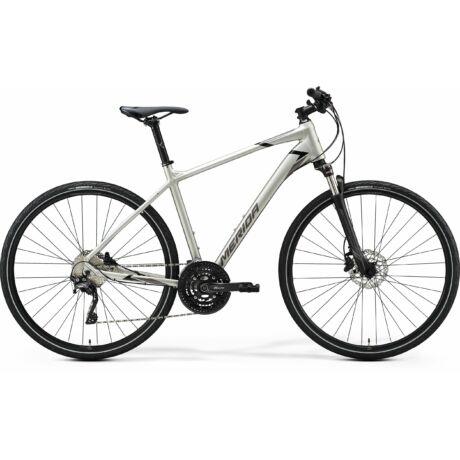 MERIDA Crossway 600 férfi cross trekking kerékpár 2020 - matt titán