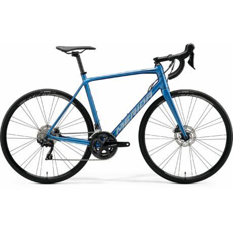 MERIDA Scultura Disc 400 tárcsafékes országúti kerékpár 2020, kék