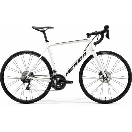 MERIDA Scultura Disc 400 tárcsafékes országúti kerékpár 2020, fehér