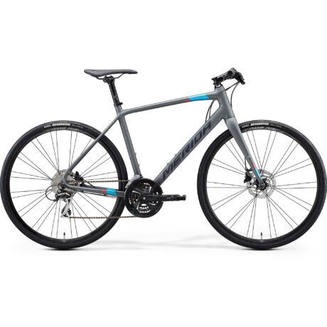 MERIDA Speeder 100 férfi városi fitness kerékpár 2020 - szürke