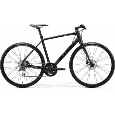 Merida Speeder 100 fekete férfi fitness kerékpár