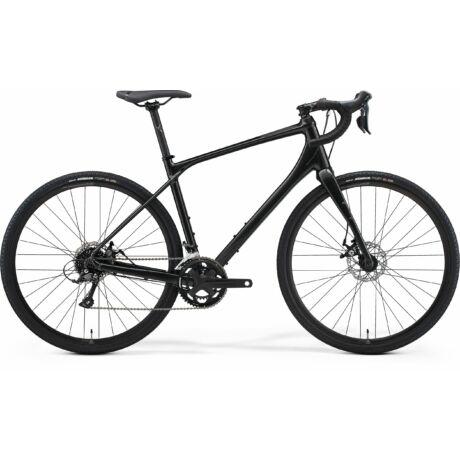 MERIDA Silex 200 gravel kerékpár 2021 - fekete