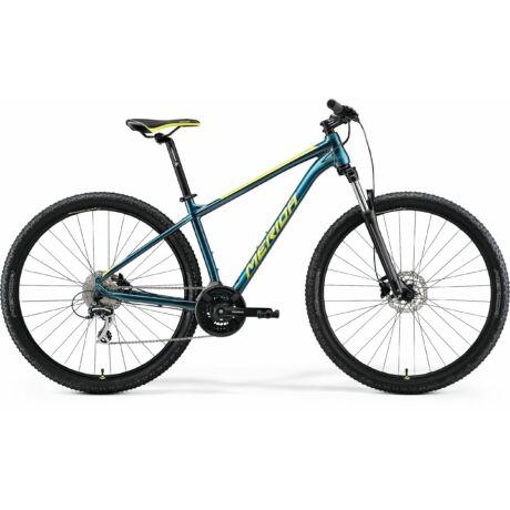 MERIDA Big.Nine 20 29 MTB kerékpár 2021 - zöldeskék/kék