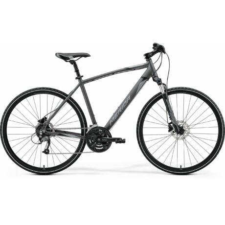 MERIDA Crossway 40 férfi cross trekking kerékpár 2021 - antracit/szürke