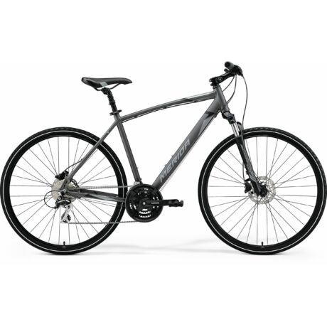 MERIDA Crossway 20 férfi cross trekking kerékpár 2021 - antracit/szürke