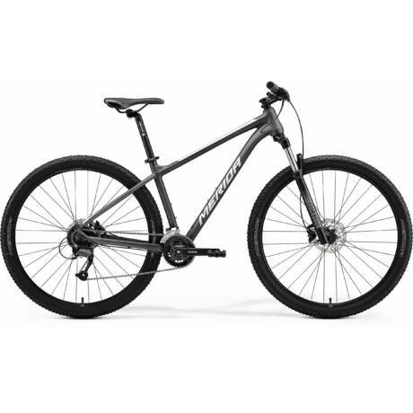 MERIDA Big.Nine 60-2X 29 MTB kerékpár 2021 - antracit/ezüst