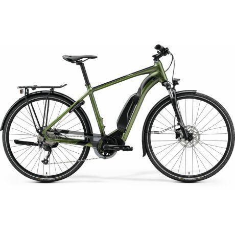 Merida eSpresso 300 SE EQ férfi trekking E-bike 2021, zöld
