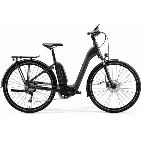 Merida eSPRESSO City 300 SE EQ városi E-bike 2021, szürke